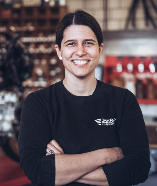 Portrait Tanja Eugster